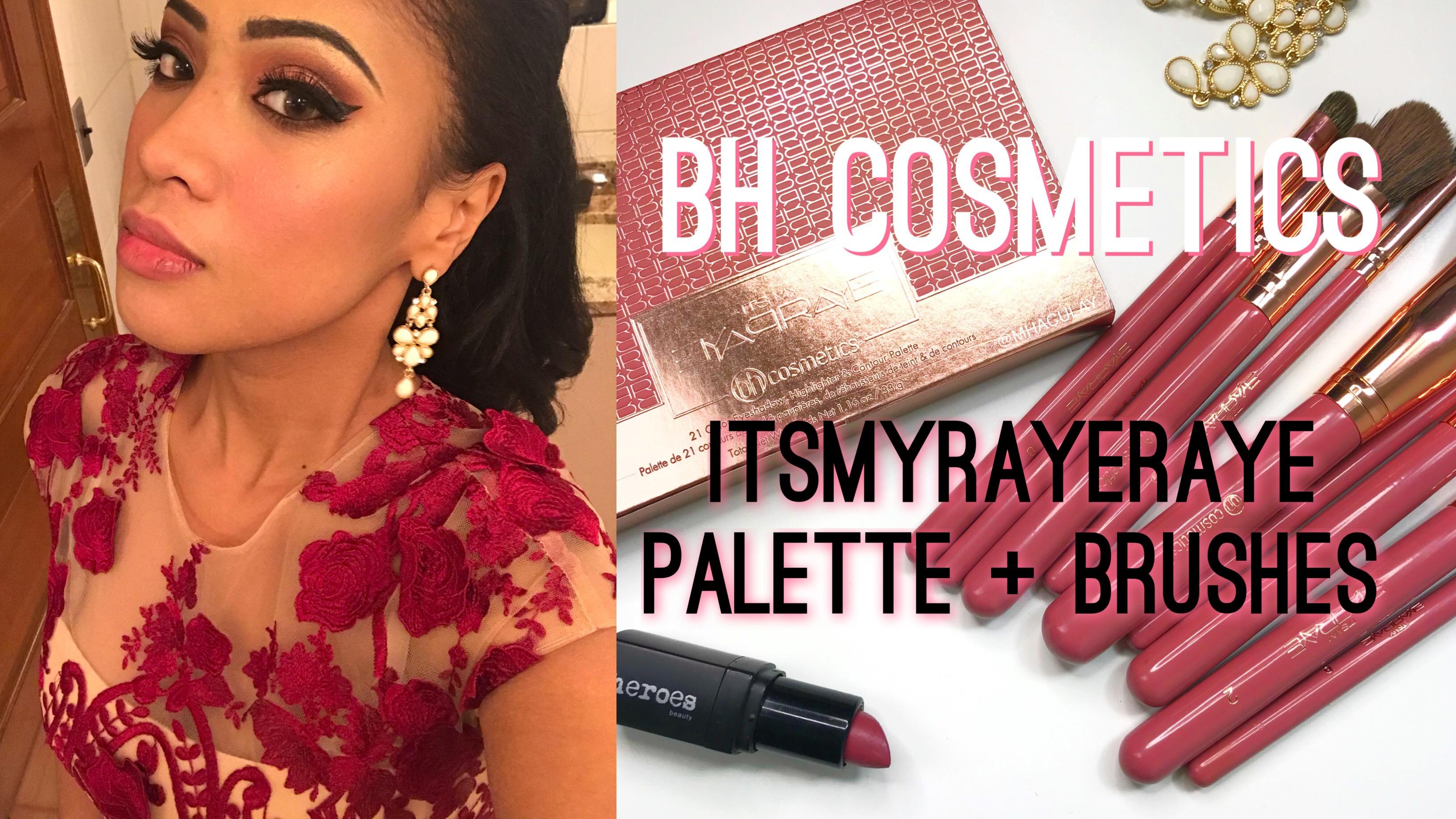 ItsMyRayeRaye Shadow Palette by BH Cosmetics #15