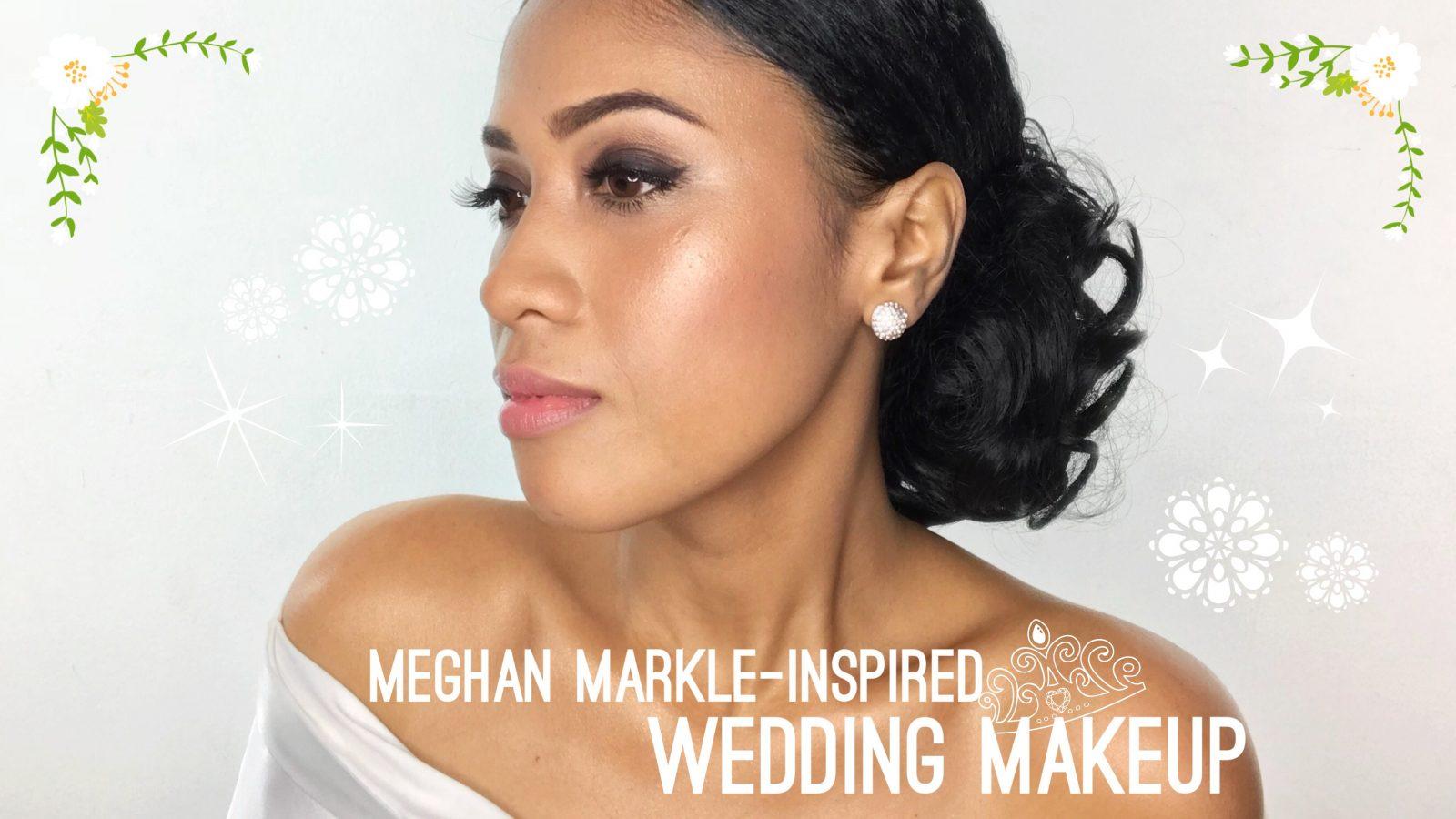 meghan markle inspired bridal makeup look mhaculay mhaculay